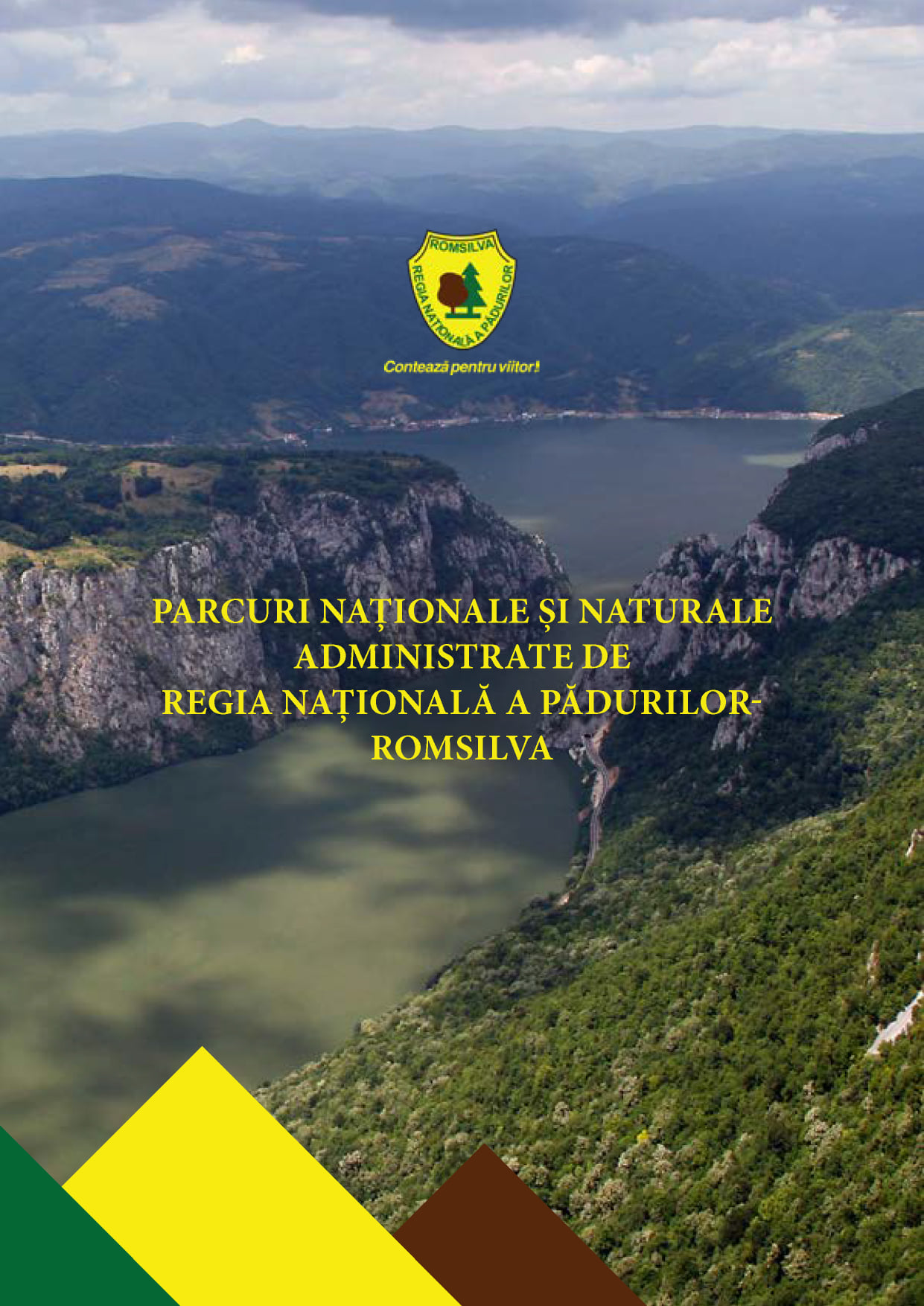 parcuri nationale naturale administrate de RNP